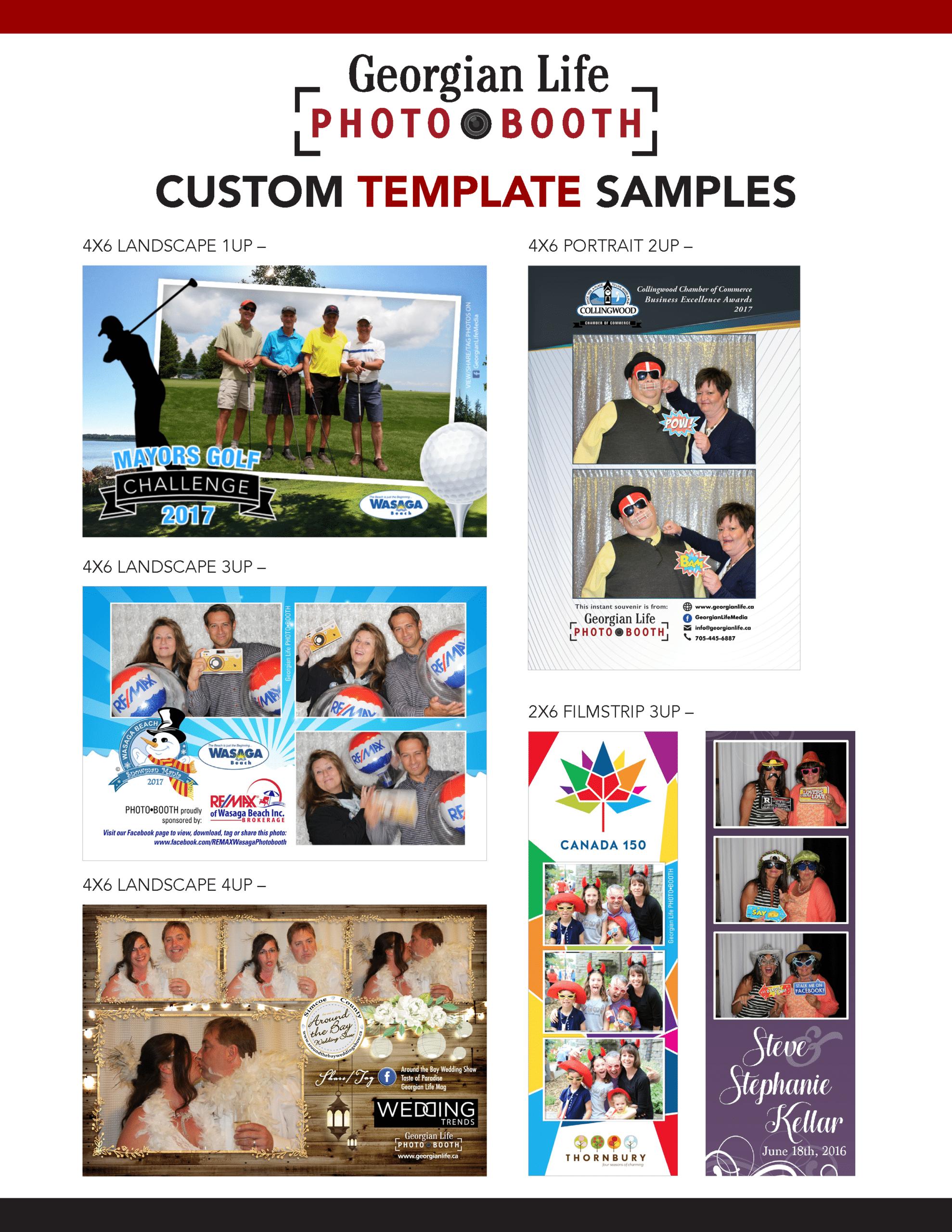 template samples georgian life media inc