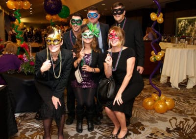 20th Anniversary Hospice Georgian Triangle -Mardi Gras- Gala 26