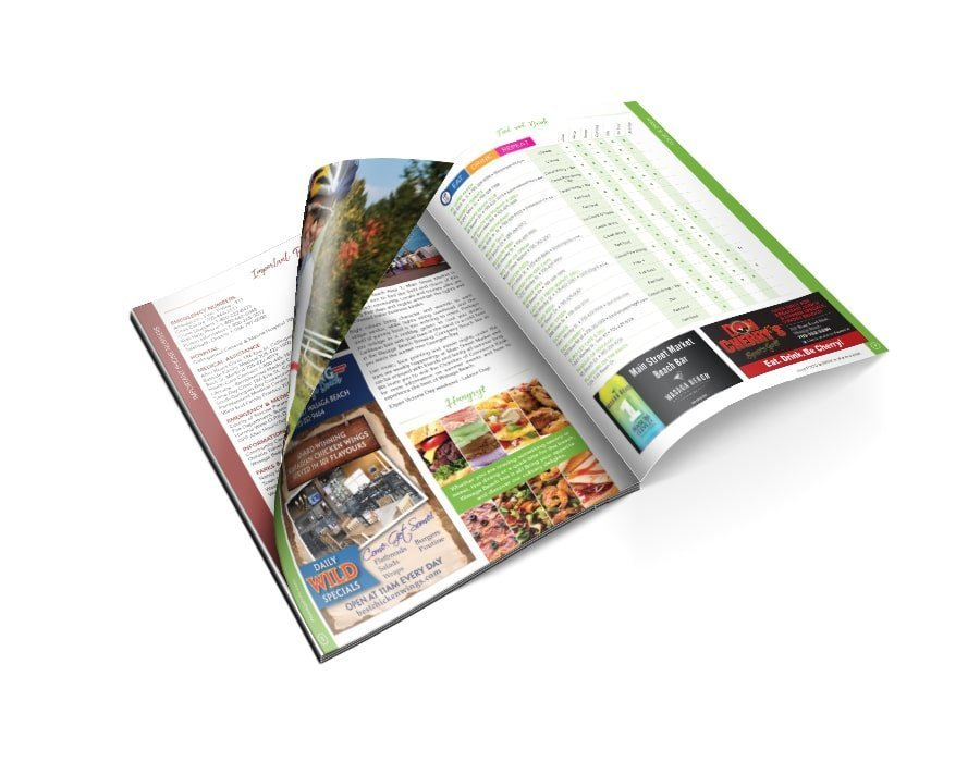 Wasaga Beach Visitor's Guide Book