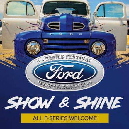 F-Series Festival 2018 Poster