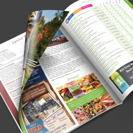 Wasaga Beach Visitor's Guide Book