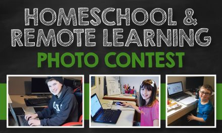 Homeschool/ Remote Learning Photo Contest