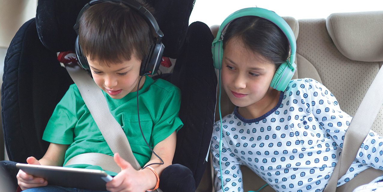 Get more out of your devices on long car trips